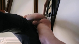 Big butt babe Ana Rose has a thing for real fucking HD