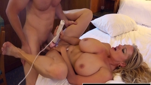 Busty Kelly Madison enjoys hard ramming