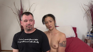 Desperate large boobs amateur raw at casting