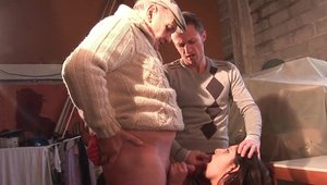 Analized starring young french babe