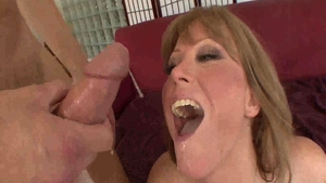 Large tits Darla Crane has a taste for loud sex