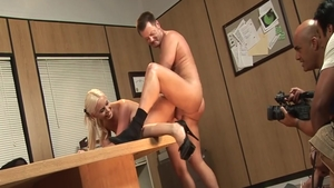 Raw nailing with Brooke Haven