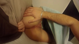 Rough sex escorted by wet pussy girl