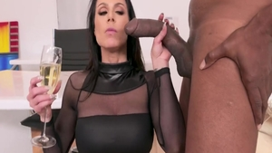 Kendra Lust in raw experience ass pounding