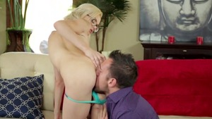 Rough fucking in the company of Elsa Jean