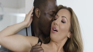 Richelle Ryan with Elle Ryan interracial sex