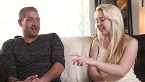 Samantha Rone is petite blonde haired