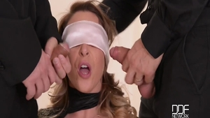 Victoria Summers in crazy fetish blowjobs