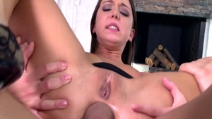 Foxy Di with Christian Clay pounding