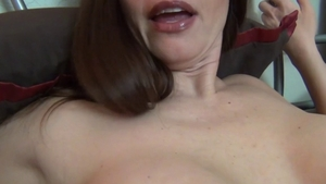 Perfect body brunette agrees to hard ramming HD