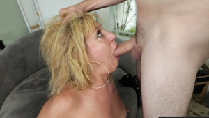 Kate Linn with Brad Knight hardcore POV blowjob