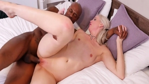 Real sex with Lexi Lou and Black Guy