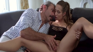 Skinny and amazing Cassidy Klein pussy fuck