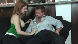 Rough sex scene alongside naughty housewife Lilith Lust