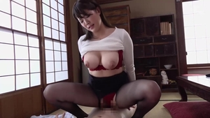 Hard nailining exotic chick asian in stockings