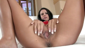 Tight babe softcore pussy fuck