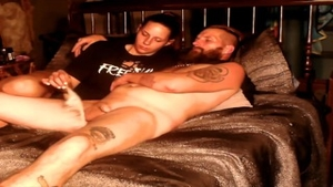 'Hard Pegging And anal Play, Prostate Massage Till that fellow Cums Hard'