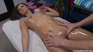 Lily Carter is skinny babe