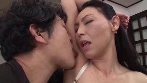Sex scene japanese stepmother in tight stockings