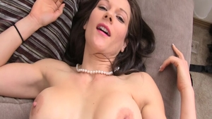 POV nailing alongside Mandy Flores