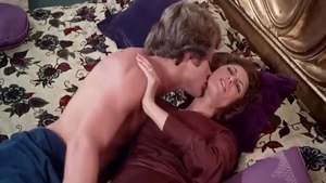 Stepmom Kay Parker show natural boobs