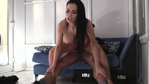 Horny Jasmine Jae receiving facial sex tape