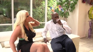 Alura Jenso & Lexington Steel in company with Lexington Steele