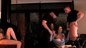 Roxy taggart group sex sex tape