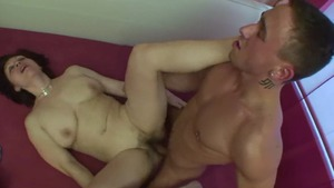 Hot teacher gets a good fucking