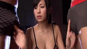 Sexy young asian slut raw pussy eating