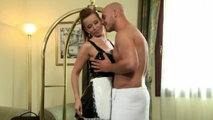 Cindy Dollar nailed hard sex tape