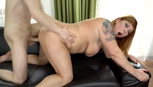 Rough sex with Tammy Jean & Jean Val Jean