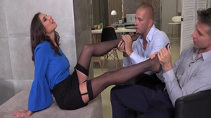 Raw loud sex with Alina Henessy