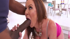 Rough sucking cock with Kendra Lust